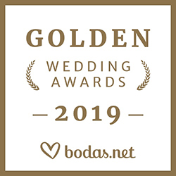 Catering Las Torres, ganador Golden Wedding Awards 2019 Bodas.net