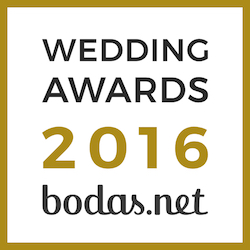 Catering Las Torres, ganador Wedding Awards 2016 Bodas.net